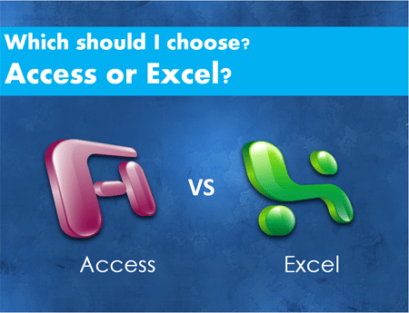 Excel or Access