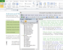 Advanced Excel VBA workshop, class, training in Singapore