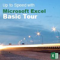 Advanced Excel Training Courses Classes Singapore: basic tour