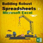 building robust spreadsheets microsoft excel training course singapore
