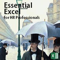 Advanced Excel Training Courses Classes Singapore: essential excel for HR